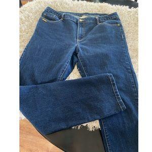Miss Tina Skinny Jeans Size 16